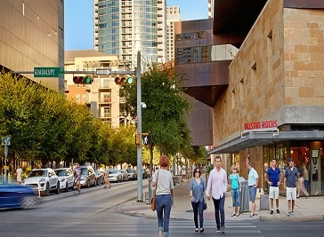 2nd Street District in Austin
