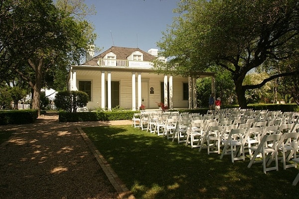 French Legation Museum in Austin