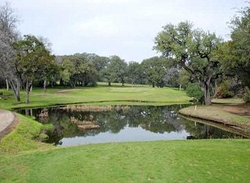 Lions Municipal Golf Course in Austin
