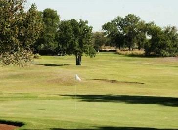 Riverside Golf Course in Austin