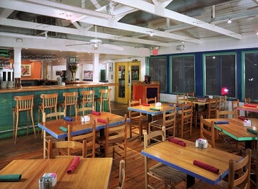 Z'Tejas in Austin Restaurant